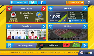 Download DLS17 MOD FIFA17 by Alan Iksan Apk + Data Obb