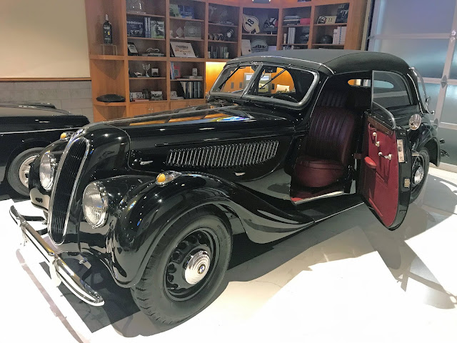 1940 BMW 335 Cabriolet