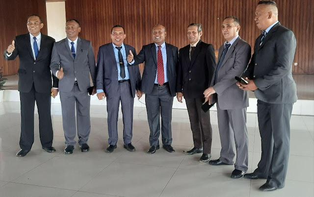 5 Prioritas Petrus Fatlolon di Pelantikan Pejabat SKPD Tanimbar