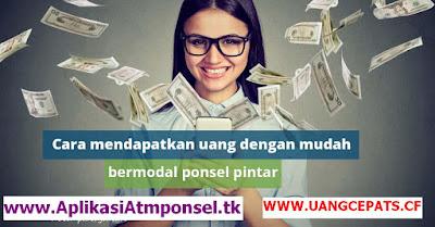 RAHASIA Cara mendapatkan Uang Mengalir terus ke rekening anda Tanpa Kerja