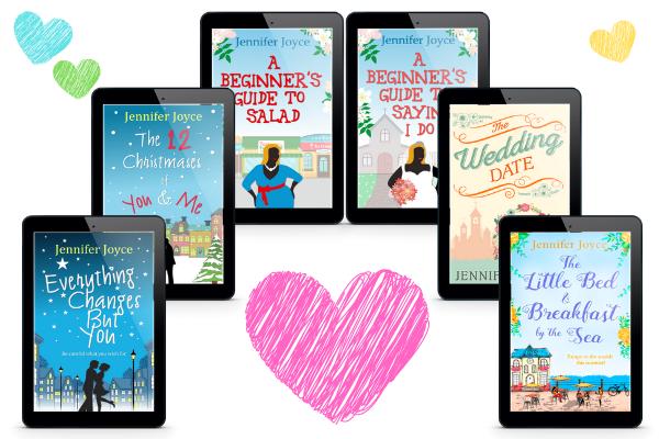 Jennifer Joyce books on Kindle Unlimited