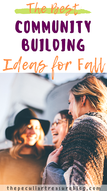 How to Make Community in the Fall