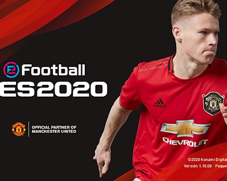 PES 2020 Version 1.10.01 Unofficial