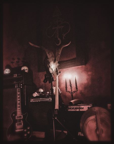 ACHERONTAS: Ολοκληρώθηκαν οι ηχογραφήσεις του νέου album