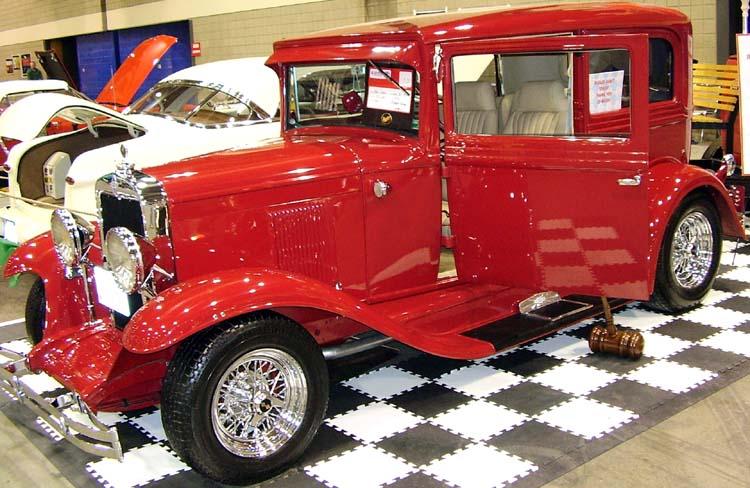 Autos photos voitures des usa chevrolet motor co for 1930 chevy 4 door