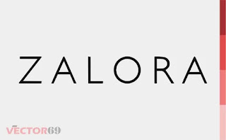 Logo Zalora - Download Vector File PDF (Portable Document Format)