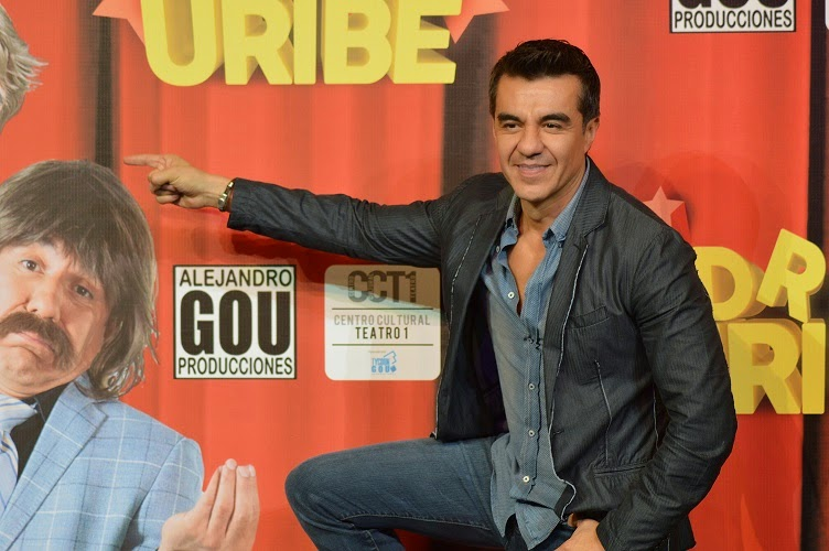 Adrián Uribe | Moviefone