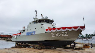 Kapal Patroli Cepat TNI AL