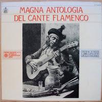 """AGUJETAS EL VIEJO... """"Magna Antología del Cante Flamenco"""" Félix de Utrera Hispavox 1982"""