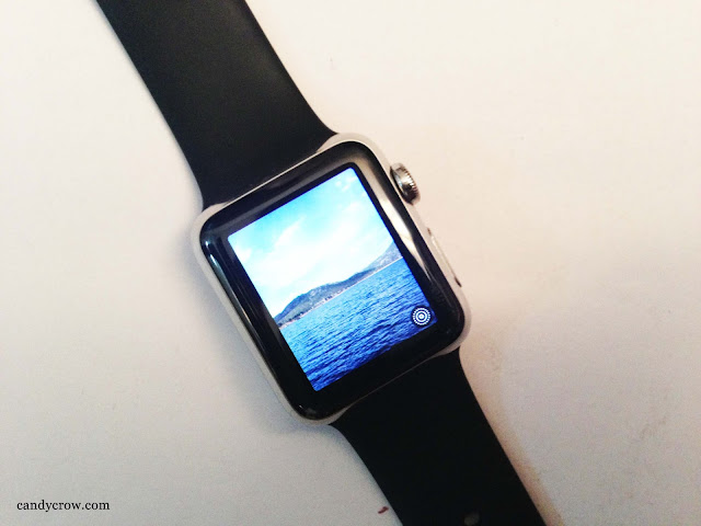 Apple watch review photo