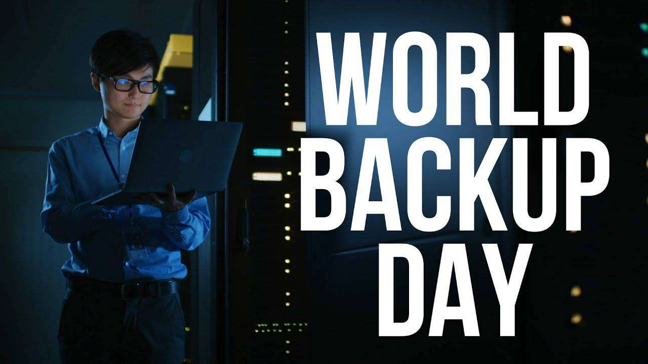 World Backup Day Wishes Awesome Picture