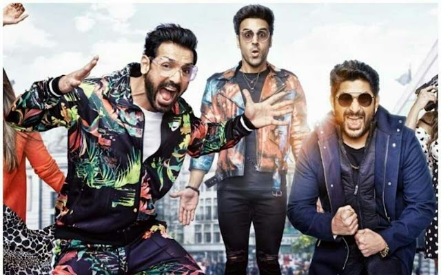Pagalpanti Full Movie Download 720p Leaked By Tamilrockers