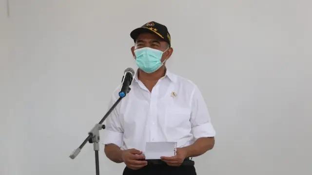Kunjungi Indonesia Timur, Menko PMK Pantau Percepatan Penanganan Covid-19
