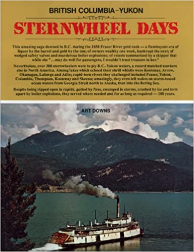 BC Yukon Sternwheel Days Yukon Heritage Day books