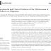 Evidência experimental e clínica da eficácia da riboflavina na enxaqueca.