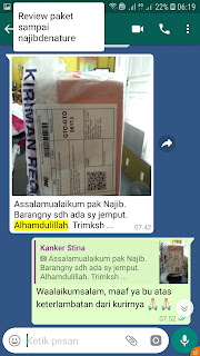 kepuasan konsumen,review konsumen,paket sampai,denature jujur,denature asli,review denature,testimoni denature,denature terpercaya,denature hebat,paket asli denature,pengalam denature,denature mantap