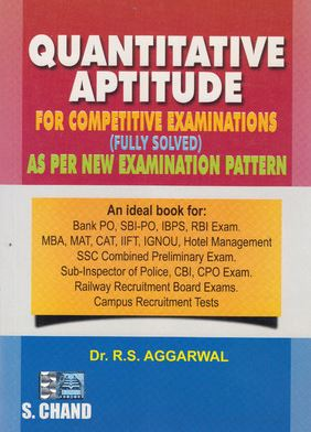 Quantitative Aptitude By Rs Aggarwal Pdf 2014