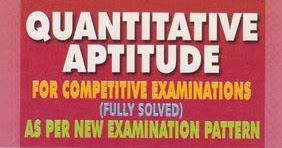 Rs Agarwal Quantitative Aptitude Pdf Ziddu