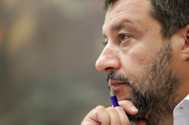 Ματέο Σαλβίνι: Κυρίαρχος του παιχνιδιού