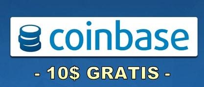 Logo Coinbase Registro para comprar criptomoneda Enjin Coin ENJ