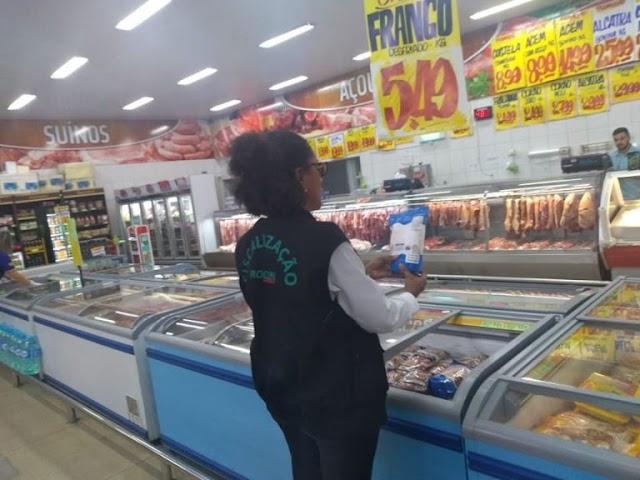 Goiânia: Operação do Procon fiscaliza preços abusivos