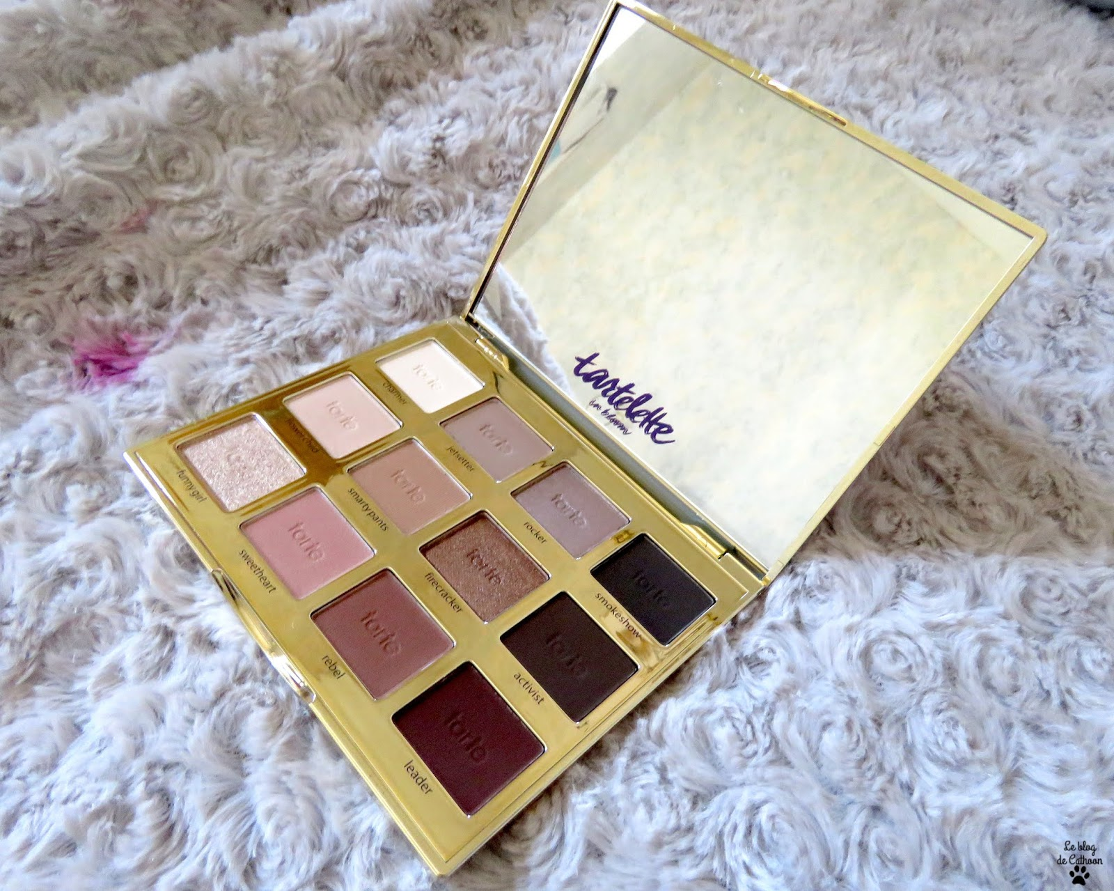 Tartelette In Bloom - Palette Fards à Paupières - Tarte