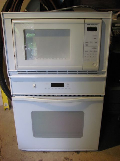 Jenn Air 27 Combination Microwave Wall Oven Bestmicrowave