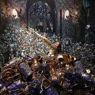 Salle au trésor du film Harry Potter