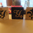 Personalized Ceramic Trivets
