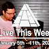 Live This Week: January 5th - 11th, 2020