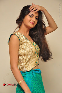Telugu Actress Akshitha Stills at Prementha Panichese Narayana Movie Opening  0004.JPG