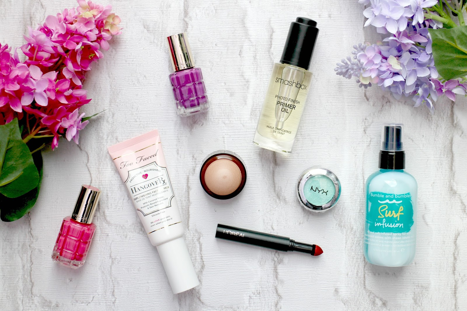 Spring/Summer Beauty Must-Haves 2016 Reviews