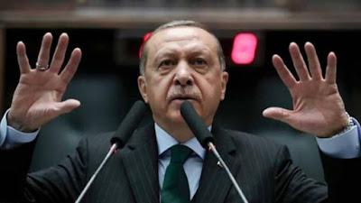 معركة زائفة, تركيا, امريكا, القس الأمريكي, القس أندرو برانسون, الافراج عن برانسون, اردوغان,