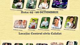 """Programul Festivalului """"Roadele Toamnei"""", Calafat, 5 - 8 Octombrie 2017"""