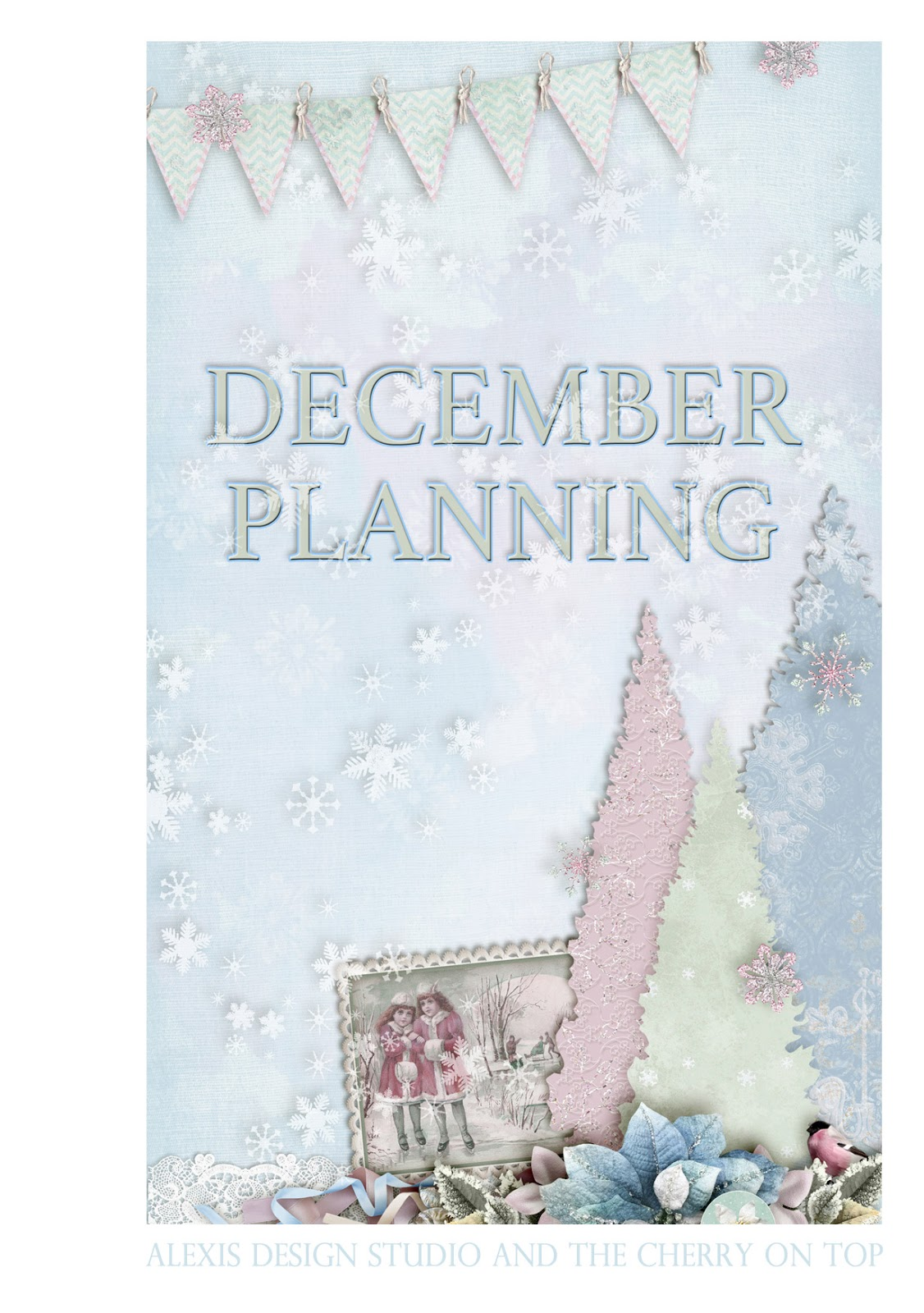 The Cherry On Top Free Planner Inserts From The Cherry On Top And Alexis Design Studio