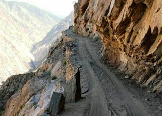 Jalan yang paling berbahaya dan mematikan di dunia