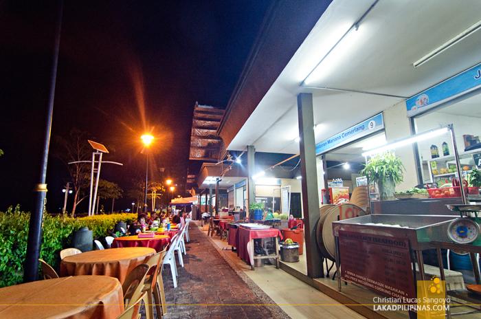 Kota Kinabalu Hawkers