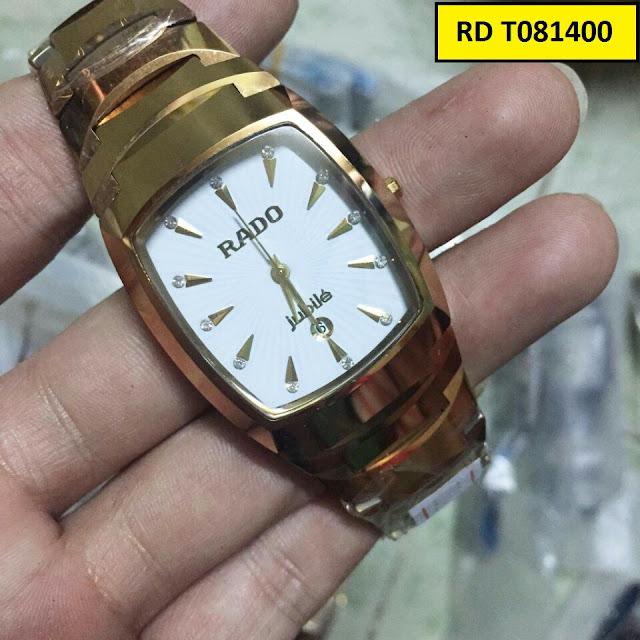 Đồng hồ Rado dây đá ceramic RD T081400