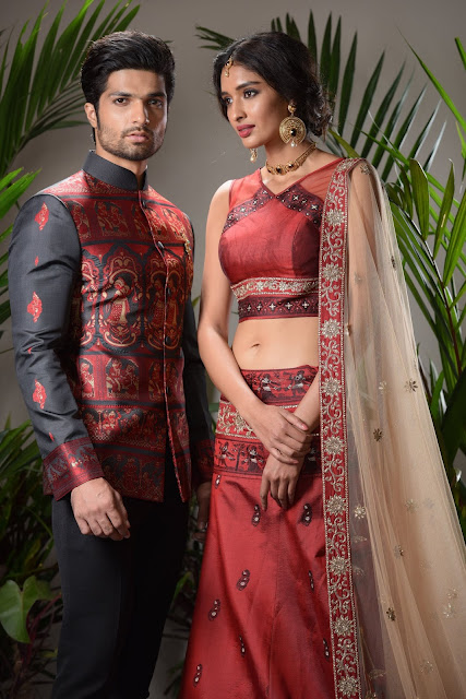Designer Sumona Couture unveils the Festive Collection