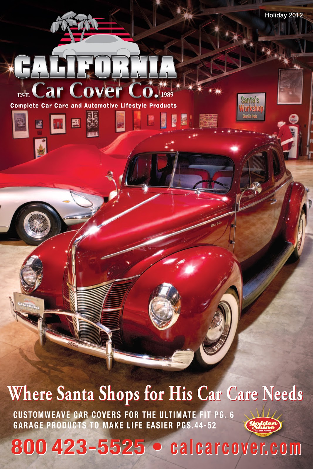 Covering Classic Cars : 1940 Ford Coupe from the December ...