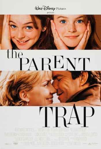 The Parent Trap 1996 480p 400MB BRRip Dual Audio