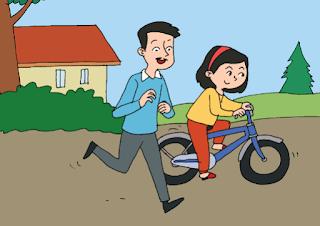 anak mengayuh sepeda www.simplenews.me
