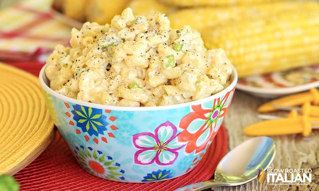 Nana's Southern Style Macaroni Salad