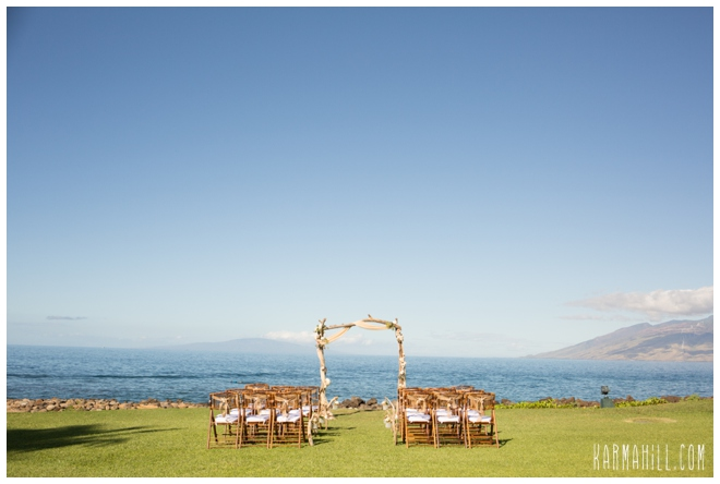 upgrade for Maui wedding venues