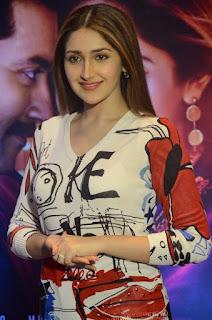 Sayyeshaa Saigal Photos at Bandobast Movie Interview