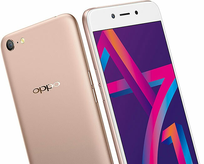 oppo a71 - 2018