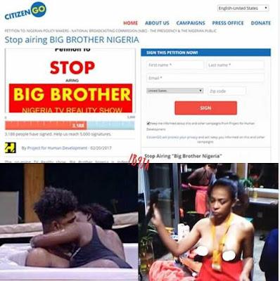 Nigerians Petition NBC to Stop Big Brother Naija