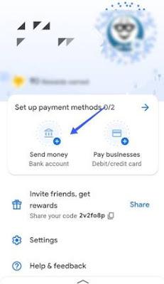 Google pay me bank account add kaise karte hai