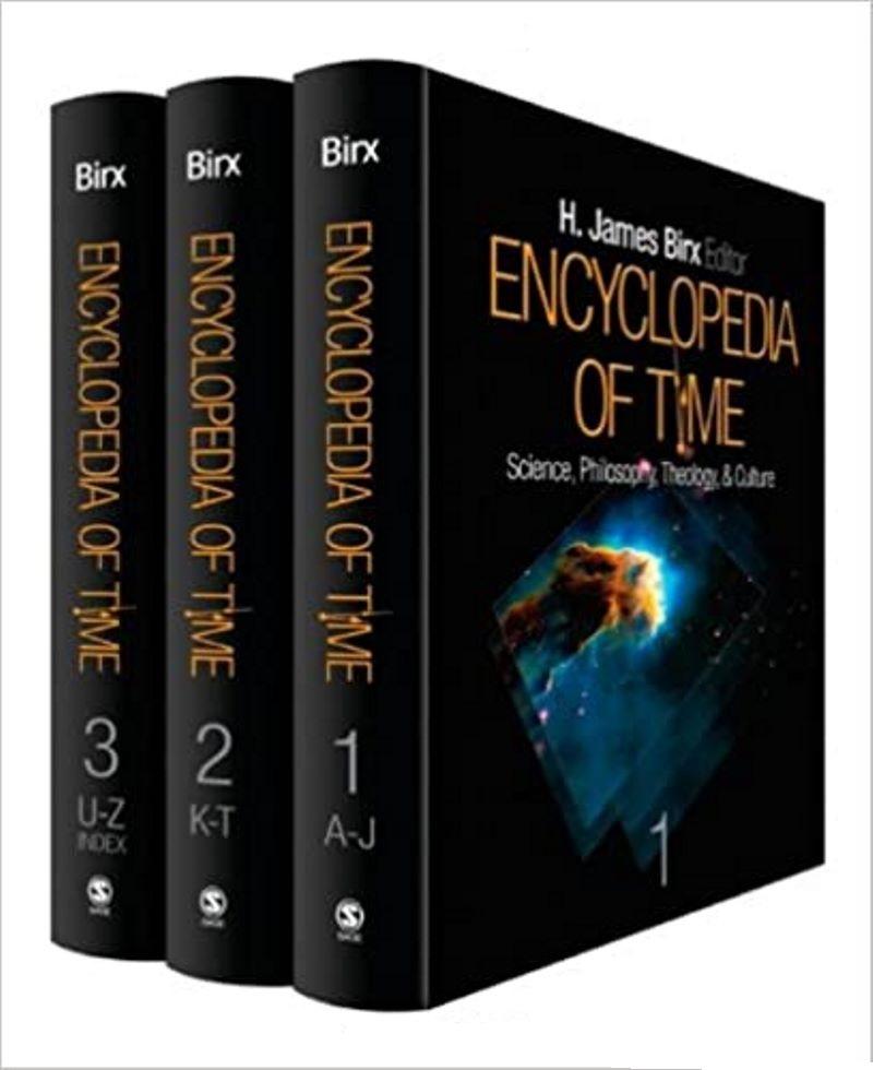 Encyclopedia of time – H. James Birx