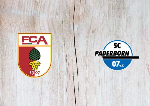 Augsburg vs Paderborn -Highlights 27 May 2020
